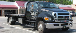 wrecker service