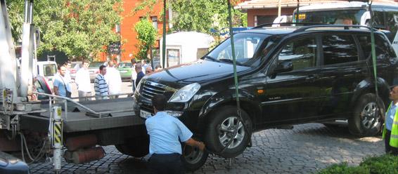 cheap tow truck service