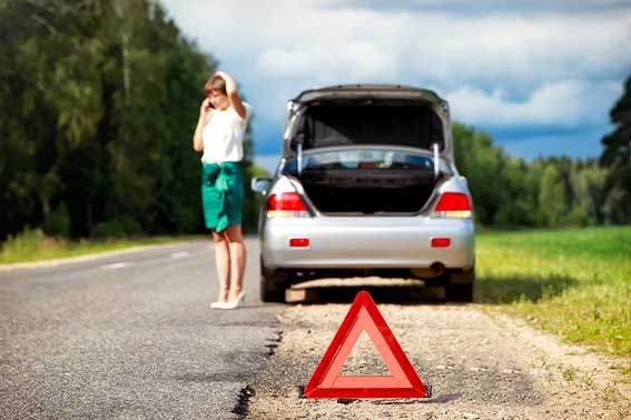 3 Tips for Staying Safe When Your Car Breaks Down