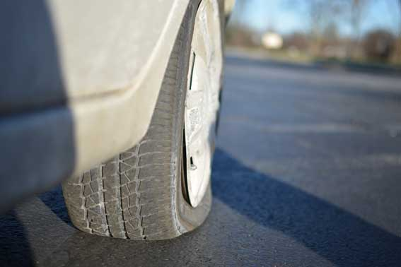 What to Do When Your Car Tire Blows?
